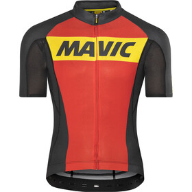 Mavic Cosmic Jersey Herr racing red